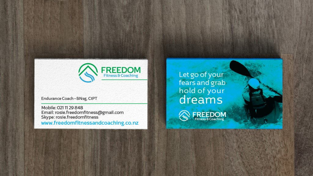 Freedom-Businesscards