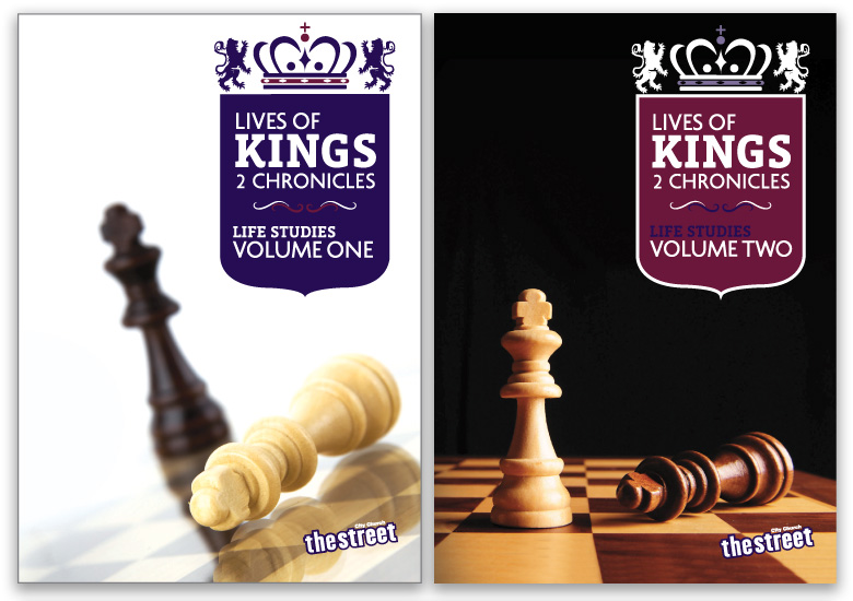 Lives of Kings: Booklet Covers